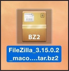 filezillaの使い方3