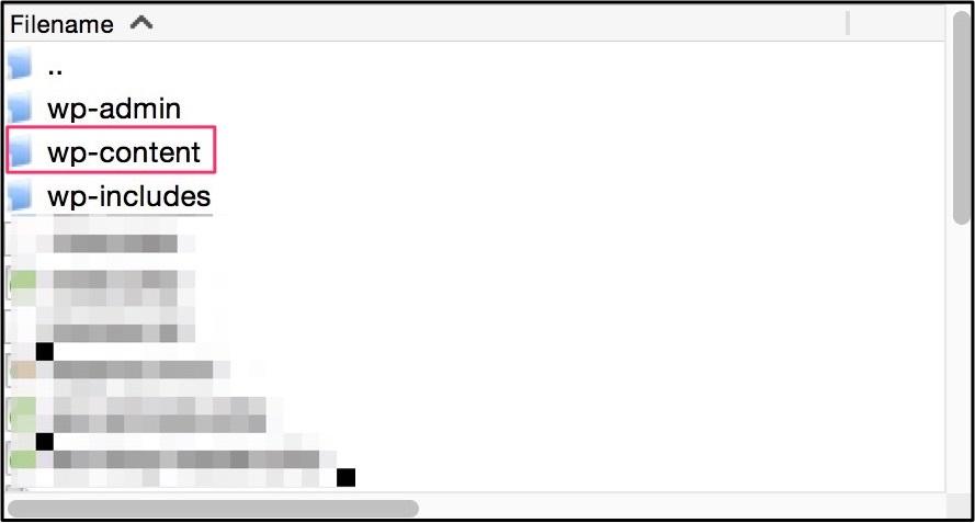 Error 404 File Not Found対処法8