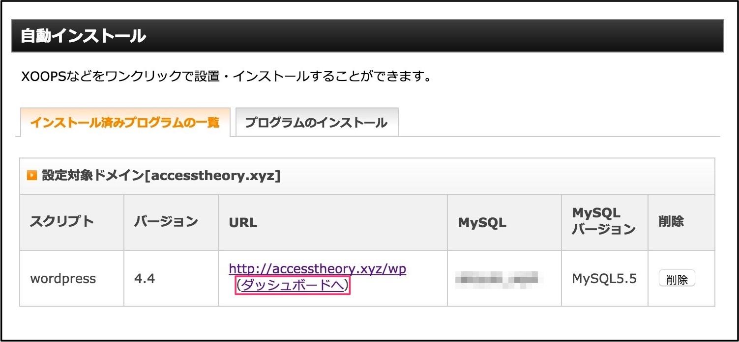 wordpressの管理画面にログインする方法6