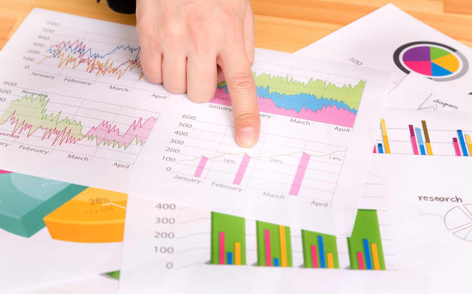 Excelで複合グラフを作成して情報を見やすくしよう